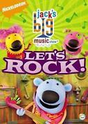 Jacks Big Music Show DVD