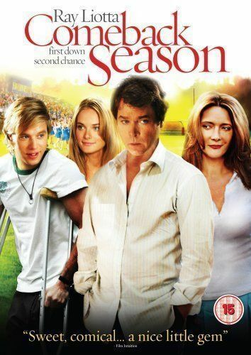 COMEBACK SEASON RAY LIOTTA SHAUN SIPOS METRODOME UK 2008 REGION 2 DVD L NEW