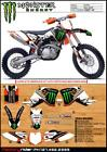 KTM Monster Graphics