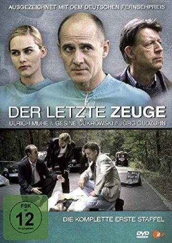 DER LETZTE ZEUGE - STAFFEL 1 (AMARAY)  2 DVD NEU ULRICH MÜHE/GESINE GUKROWSKI/+