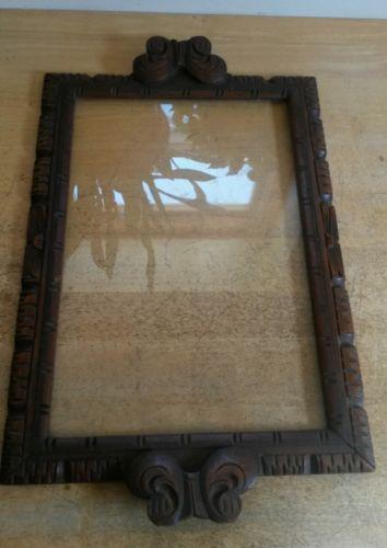 Hand Carved Frame Ebay