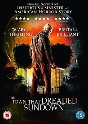 The Town That Dreaded Sundown [DVD] - Halloween Town The Movie