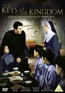 The Keys of the Kingdom 1944 DVD