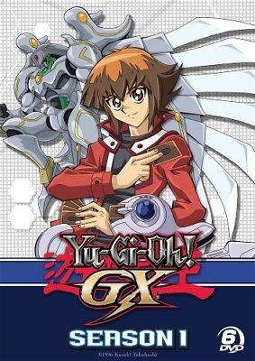 YU-GI-OH GX SEASON 1 New Sealed 6 DVD Set