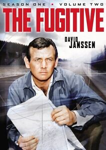 The Fugitive-Season 1-Volume 2-New/sealed 4 dvd set + bonus
