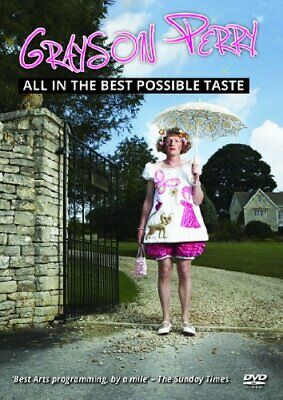 Grayson Perry: All In The Best Possible Taste [DVD][Region (In The Best Possible Taste Grayson Perry)
