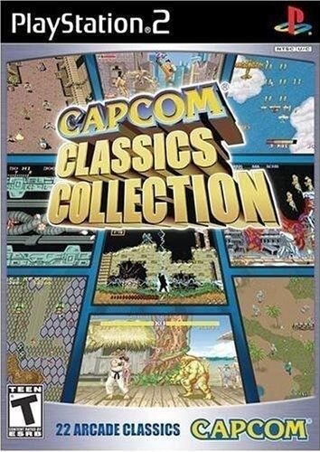 $7.49 - PLAYSTATION 2 PS2 GAME CAPCOM CLASSICS COLLECTION BRAND NEW & FACTORY SEALED