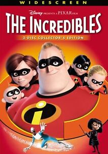 Disney's The Incredibles (DVD)