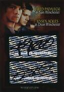 Jensen Ackles Autograph