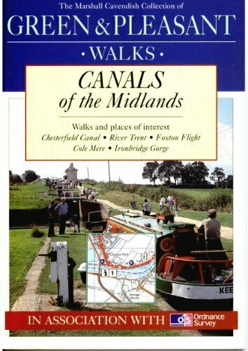 Guide Book to Green & Pleasant Walks, Canals of the Midlands, United Kingdom