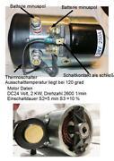 24 Volt Motor