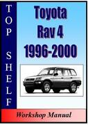 Toyota RAV4 Manual