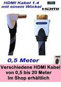 HDMI Kabel Winkelstecker