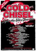 Cold Chisel Poster