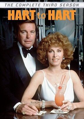 Hart To Hart TV Series Complete Season 3 DVD NEW!