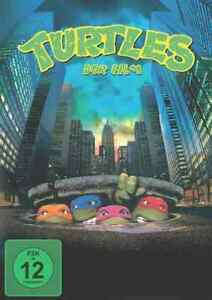 TEENAGE MUTANT NINJA TURTLES - THE MOVIE (1990 DVD)  PAL region 2 / sealed