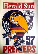 Adelaide Crows Poster