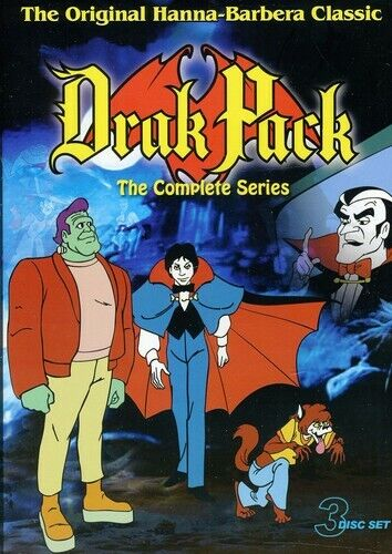 Drak Pack: The Complete Series [new Dvd]