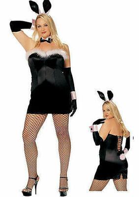 NEW Shirley of Hollywood X7351 Plus Size 5 pc Hippity Hop Costume Adult 3X4X USA (Hollywood Usa Kostüme)