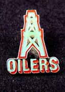 Houston Oilers Pin