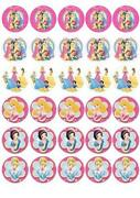 Disney Princess Cake Decorations