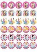 Disney Princess Cake Decorations