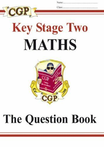 Key Stage 2: the Question Book [Maths],CGP Books