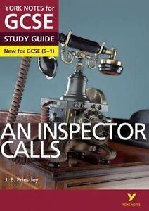 An Inspector Calls: York Notes for GCSE (9-1), John Scicluna