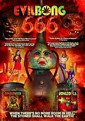 Gingerdead Man Meets Evil Bong #1 Danger Zone Sold Out 1st Print NM