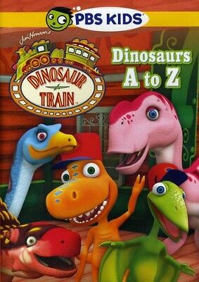 Dinosaur Train: Dinosaur a to Z [New DVD] Widescreen](Dinosaur A To Z)