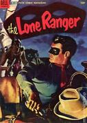 Dell Comics Lone Ranger