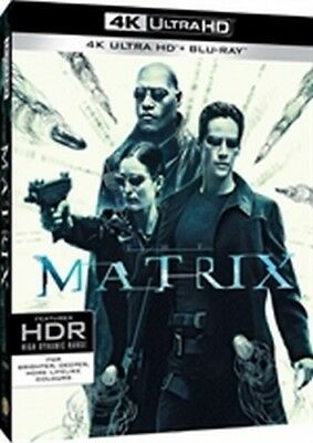 Matrix (4K Ultra HD + Blu-Ray Disc)