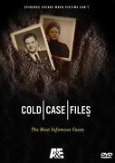 Cold Case Files DVD