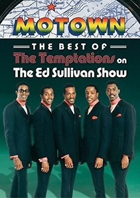 The Best of the Temptations on the Ed Sullivan Show [New (The Best Of The Temptations On The Ed Sullivan Show)