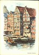 Postkarte Hamburg