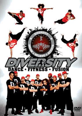 Diversity - Dance.Fitness.Fusion DVD (2010) Diversity cert E 2 discs Great Value