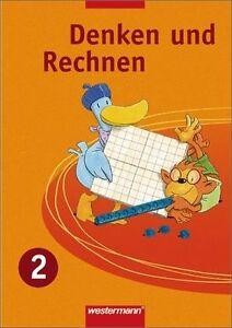 Denken und Rechnen - Ausgabe 2006 für Grundschulen in Hessen und Rheinland-Pfalz