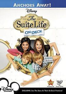 DISNEY THE SUITE LIFE ON DECK DVD