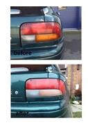 Subaru Impreza WRX Rear Lights