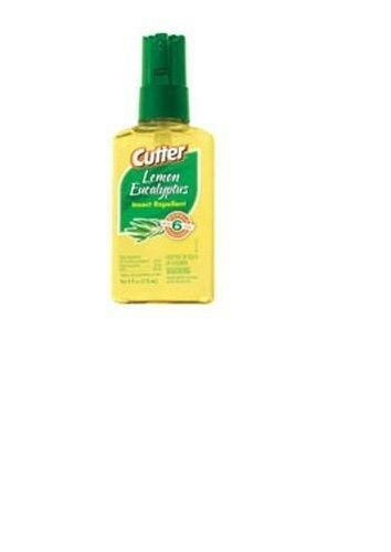 Cutter Insect Repellent Ebay