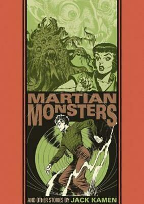 The Martian Monster and Other Stories by Jack Kamen: Used
