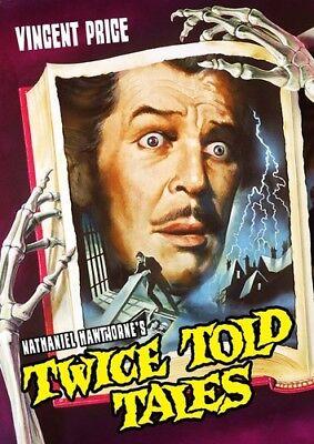 Twice Told Tales [New DVD]