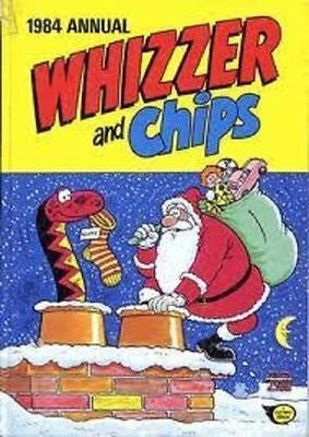 Whizzer and Chips Comics & Annuals on Disc in pdf format to read on PC and more