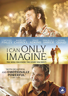 I Can Only Imagine [New DVD]