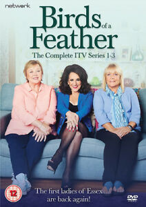 Birds of a Feather: The Complete ITV Series 1 to 3 DVD (2016) Pauline Quirke