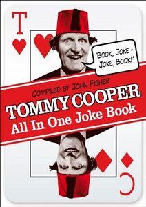 Tommy Cooper All In One Joke Book: Book Joke, Joke Book,Tommy Cooper