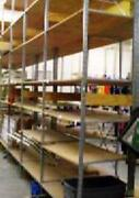 Used Metal Shelving
