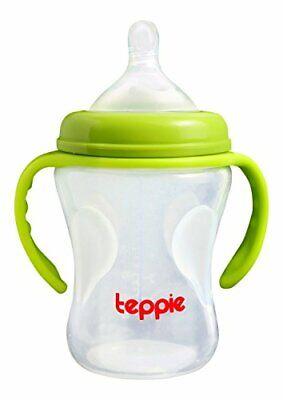 Baby Flaschen Teppie - 237ml - Großartig für Abstillen Stillen Babys oder Für