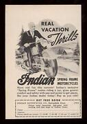 Indian Motorcycle Ad