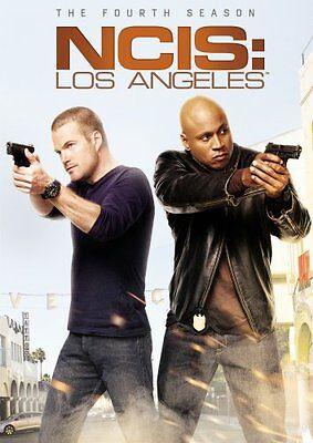 Ncis Los Angeles Season 4 New Sealed 6 Dvd Set